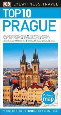 Newly revised, updated, and redesigned for 2016. True to its name, DK Eyewitness Travel Guide: Top 10 Prague covers all the city's major sights and attractions in easy-to-use top 10 lists that help yo