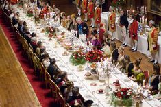 1830s Victorian Dinner Party in Fancy Dress (from the movie the Young Victoria)