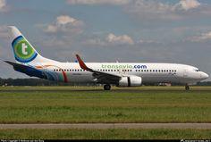 PH-FDD Transavia Boeing 737-800