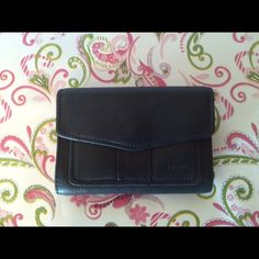 "Selling this ""Authentic Fossil Vintage Leather Wallet"" in my Poshmark closet! My username is: kurleejo. #shopmycloset #poshmark #fashion #shopping #style #forsale #Fossil #Bags"