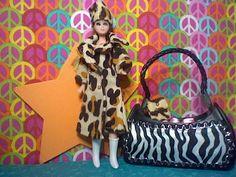 Dawn Wearing Fashion World Leopard Set