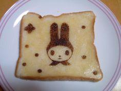 Crunchyroll - Breakfast Made Adorable with Japanese Toast Art