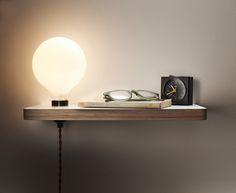 interesting-diy-shelf-idea-built-in-light