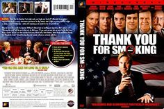 Thank You for Smoking Full Screen Edition by Aaron Eckhart: Amazon.fr: DVD & Blu-ray