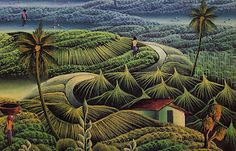 """""""Paysage imaginaire"""" by Camille Torchon"""