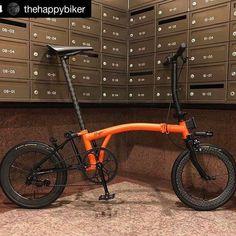 Tern Bike, Velo Brompton, Bike Gang, Push Bikes, Folding Bicycle, Road Bikes, Automobile, Powder Coating, Instagram