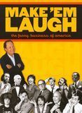 Make 'Em Laugh: The Funny Business of America [3 Discs] [DVD], 517221