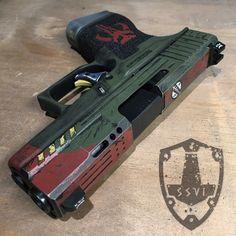 Boba Fett Glock 43 - Imgur