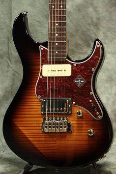 Yamaha Guitars Electric Yamaha Guitars For Adults Guitar Design, Vintage Guitars, Musical Instruments, Bass, Electric Guitars, Cool Stuff, Yamaha Guitars, Musicians, Dreams
