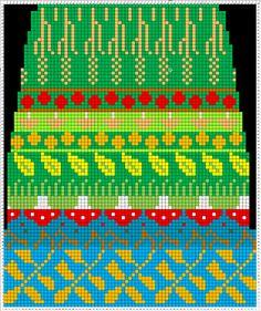 Knitting Stitches, Mittens, Knit Crochet, Cross Stitch, Socks, Quilts, Pattern, Crafts, Tights