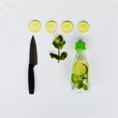 üveg palack, környezetbarát