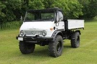 1976 Unimog 416 Convertible FOR SALE!