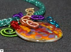 Happy Necklace by MLRanchJewelry on Etsy, $125.00