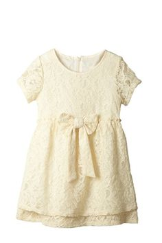 Short Sleeve Crochet Dress