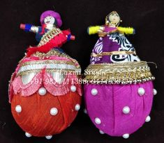 Gift packing material by Laxmi Singla Fruit Decorations, Handmade Decorations, Wedding Decorations, Coconut Decoration, Wedding Designs, Wedding Ideas, Trousseau Packing, Marriage Decoration, Packing Ideas