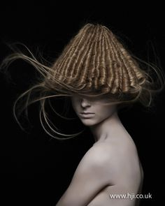 Adam Szabo and Mai Ha Avant Garde Hairdresser of the Year Finalist - Hairdressers Journal