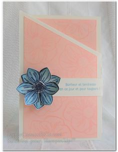 « Qui scrappe me suive … Mai 2019: Tuto de la carte Mini Miura (en cm) | «Papier Ciseaux Et Cie .com Stampin Up, Miura, Tampons, Big Shot, Card Making, Cards, 5 Mai, Wordpress, Scrapbooking