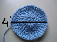 The Lazy Hobbyhopper: How do you crochet a hat...