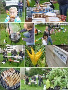 Kindertreff im Heimatgarten Rheinhausen!