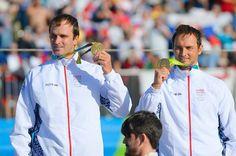 1. Ladislav a Peter Škantárovci - C2 - OH v Rio de Janeiro