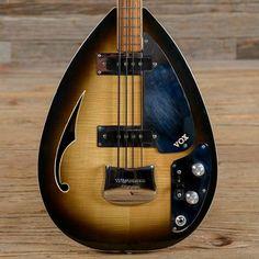 Vox Wyman Bass 1960s (s27w)