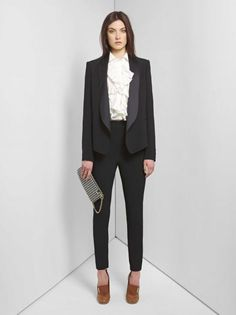 Pre Fall 2012 of Chloe Fashion Collection