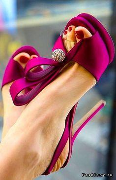 Туфли: по поводу и без