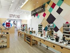 From the BeautyBox to a Beauty store - @Birchbox opens new store in Soho NY, 2,000 products from 250 brands