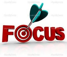 Keep focussed