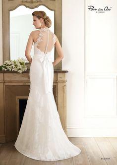 Suknia ślubna Cymbeline Baguera - dostępna w salonie ślubnym Cymbeline Paris w Białymstoku