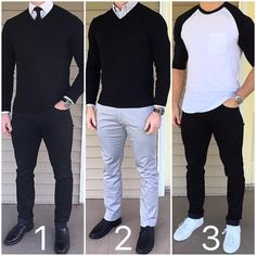 Which type of style do you like the most❓ Dressy, business casual, or casual and relaxed❓ or Boots: Thursday Boot Company Sneakers: Greats _______________________________________________________ Style Outfits, Casual Outfits, Fashion Outfits, Stylish Men, Men Casual, Casual Styles, Man Style Casual, Smart Casual, Mode Man