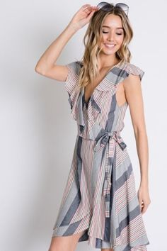 FashionGo is an online wholesale clothing marketplace where hundreds of manufacturers and wholesalers provide clothing, apparel, accessories, shoes, handbags and a variety of fashion related items. Wholesale Fashion, Wholesale Clothing, Latest Fashion, Wrap Dresses, Fashion Outfits, Clothes, Outfits, Fashion Suits, Clothing
