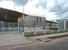 Obras realizadas Alphaville Granja Viana, município de Cotia, estado São Paulo, período 2010-2012.