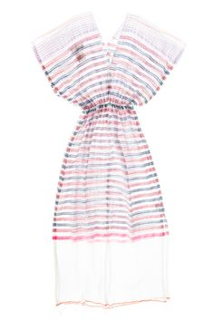 lemlem's dehna patio dress wants me to go to a beach.