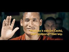 Podpoř Tibeťany, naštvi Čínu.│#protibet