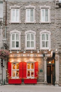 The Absolutely Beautiful French City Of Quebec, Canada Backpacking Canada, Canada Travel, Destinations, Visit Canada, Quebec City, City Photography, Sunny Days, Travel Inspiration, Travel Tips