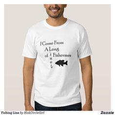 Fishing Line Tshirt