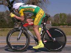 Disgraced Tour de France winner, American Floyd Landis.