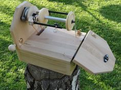 elektrisches-Spinnrad-E-Spinner-electric-spinning-wheel