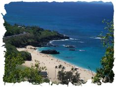 North Shore of Oahu....been there; can't wait to go back!