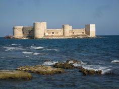 Castle in the Sea - Turkey