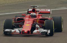 F1, ecco la Ferrari SF 70 H che correrà ai Mondiali 2017