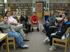 Parent/Student Book Clubs - Sturgeon Bay Schools - Kasee Jandrin
