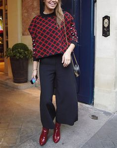 What to Wear with Ankle Boots All Year Long - PureWow