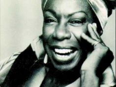 NIna Simone ~ Who knows where the time goes