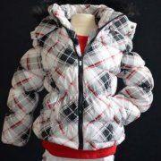 Stock kurtek zimowych dla dziewcząt