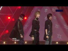 [HD] 100306 U-Kiss - Bingeul Bingeul