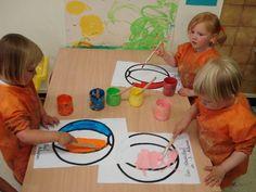 schilderen Water, Kids, Google, Mandalas For Kids, Vacation, Paint, Gripe Water, Young Children, Boys
