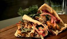 Ainsley Harriott chicken shawarma recipe on Ainsley's Big Food Adventure