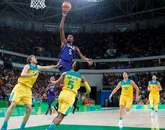 Blog Esportivo do Suíço:  Estados Unidos sofrem, mas batem a Austrália em dia de Carmelo recordista